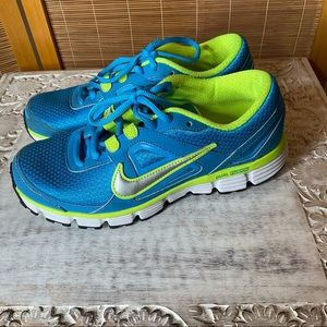 Nike Dual Fusion ST Running Shoes (407847-401) 7.5